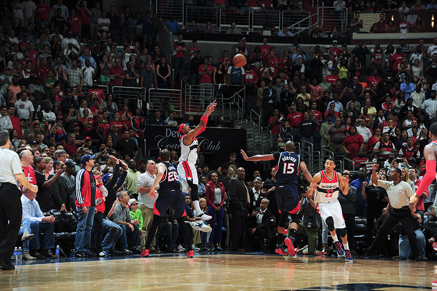 Atlanta Hawks v Washington Wizards - Game Six